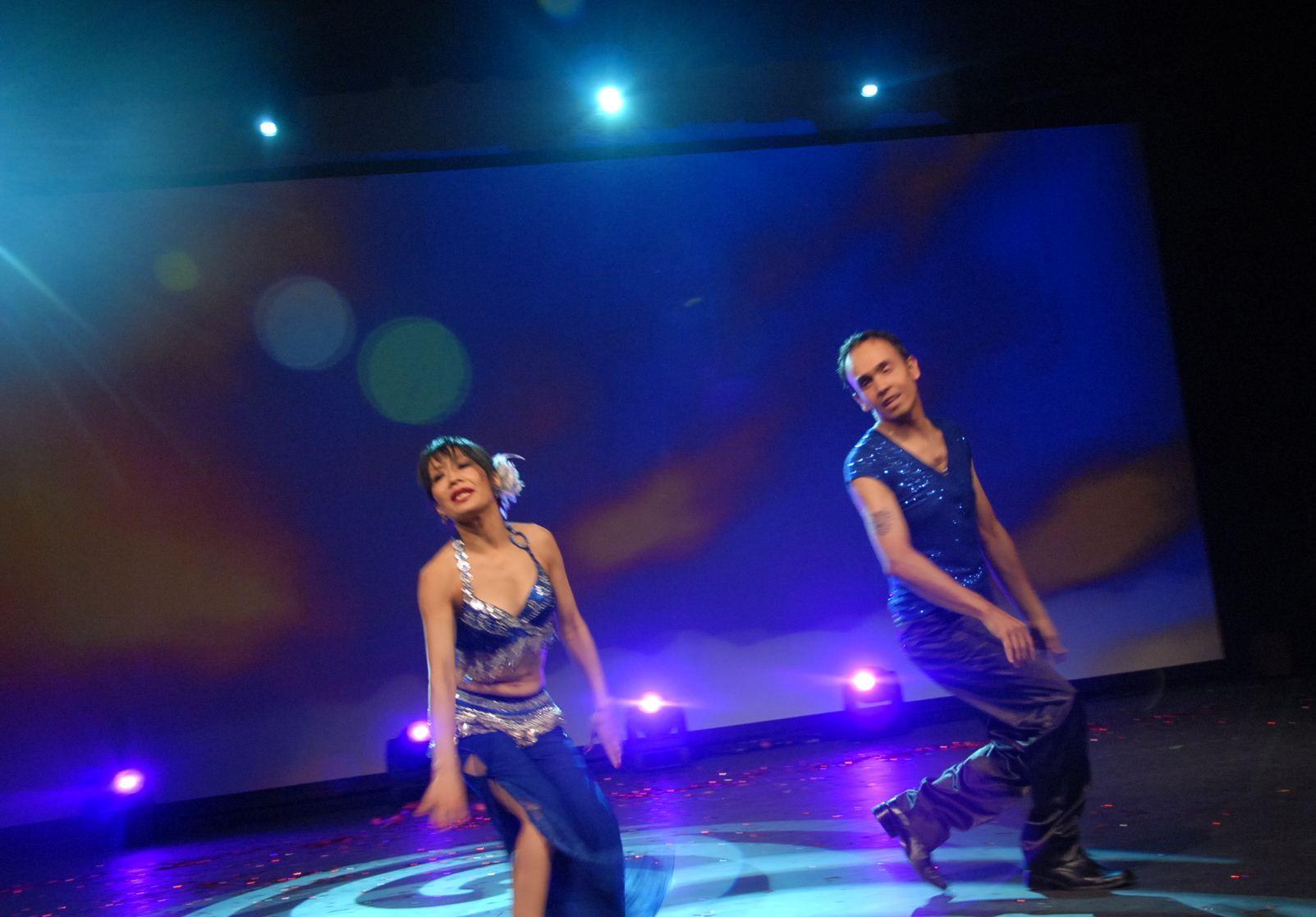 NAVIN KC - dance with luna 2