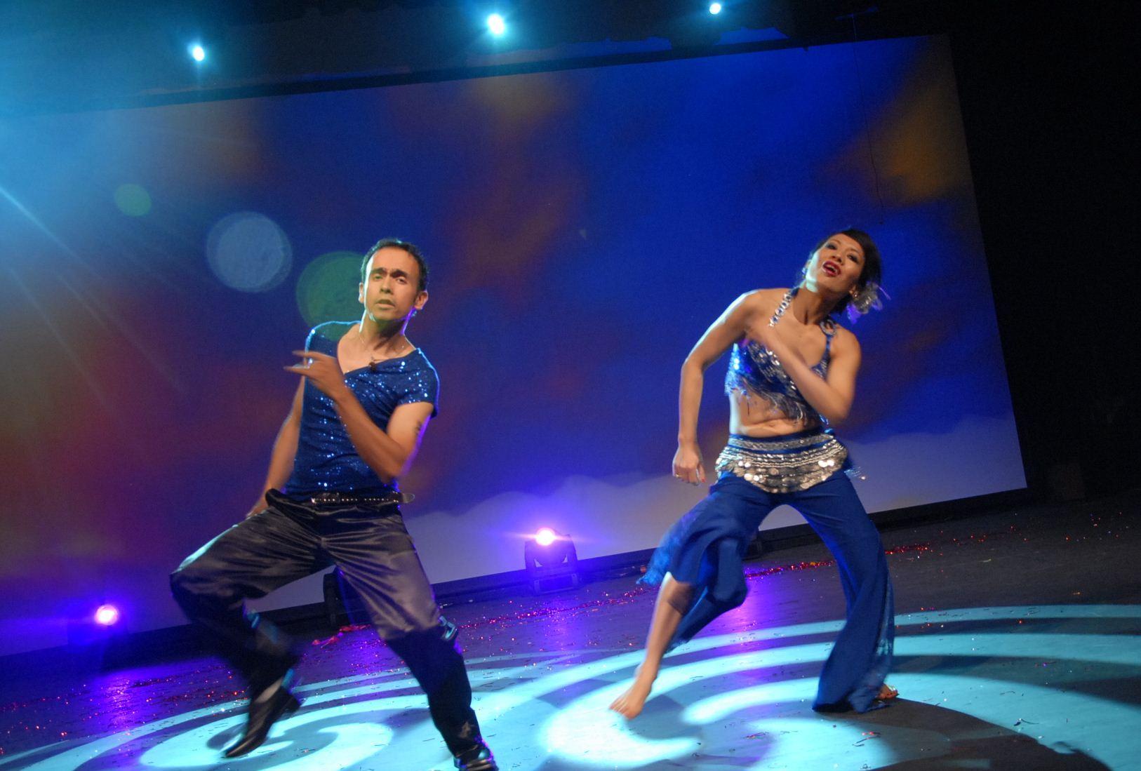NAVIN KC - dance with luna 3
