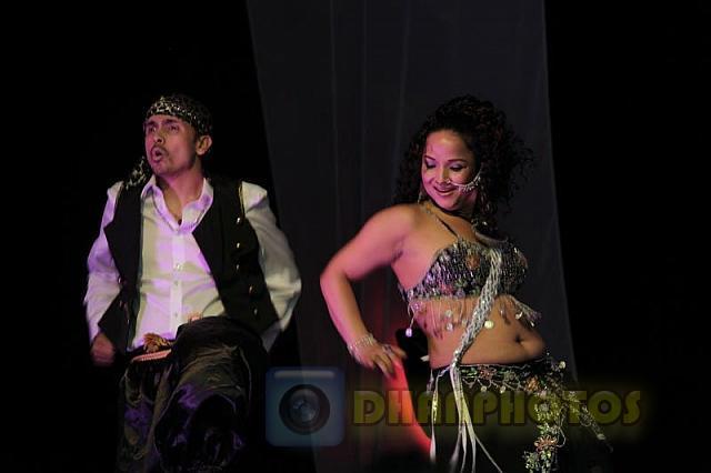 NAVIN KC - dance with saranga